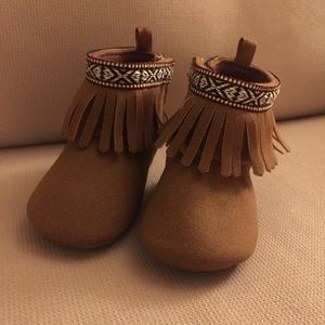 Other - Moccasins Baby Boots